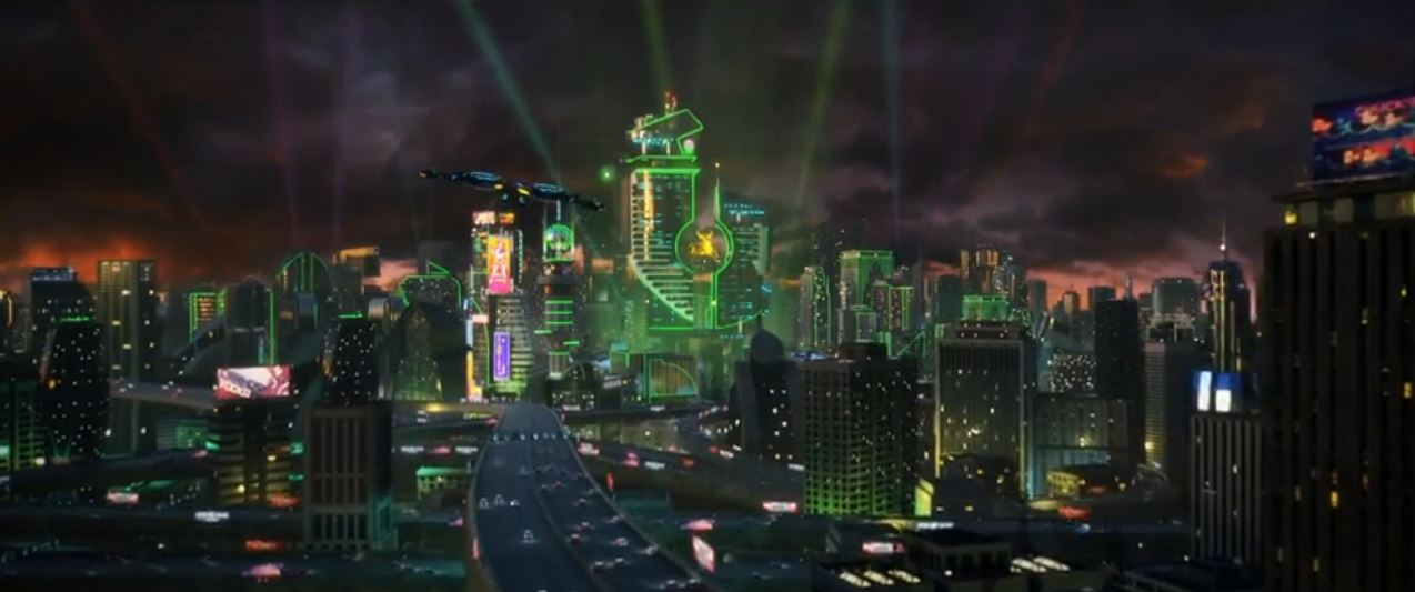 Crackdown City