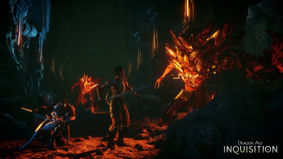 Dragon Age: Inquisition - Behemoth Battle