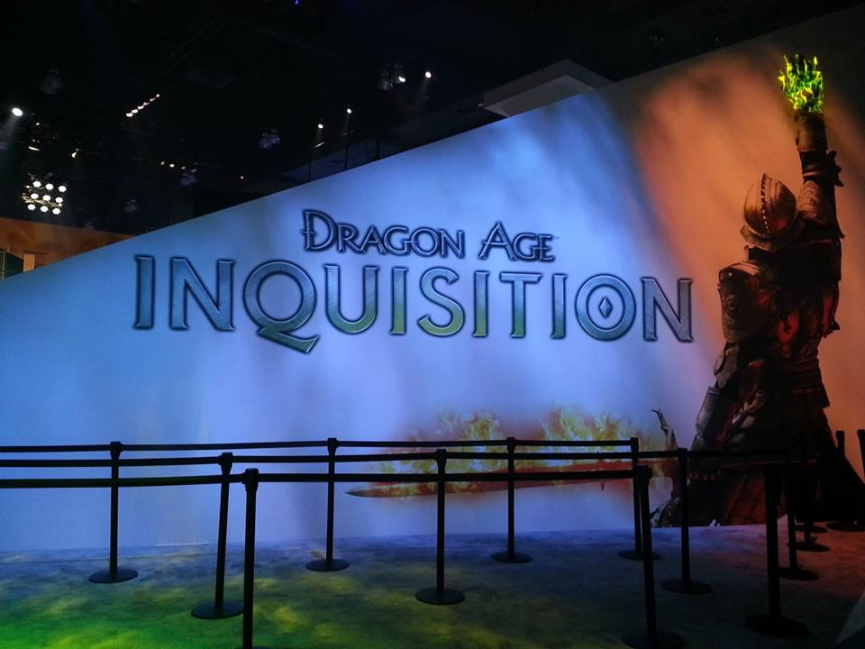 Dragon Age: Inquisition at E3 2014