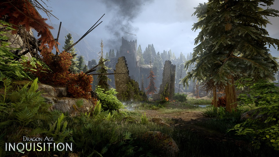 Dragon Age: Inquisition - The Hinterlands