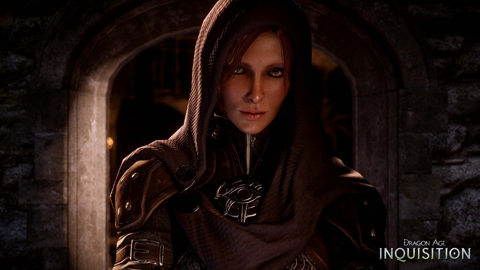 Dragon Age: Inquisition's Leliana