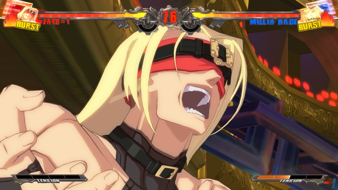 Guilty Gear Xrd -SIGN- Dynamic Camera
