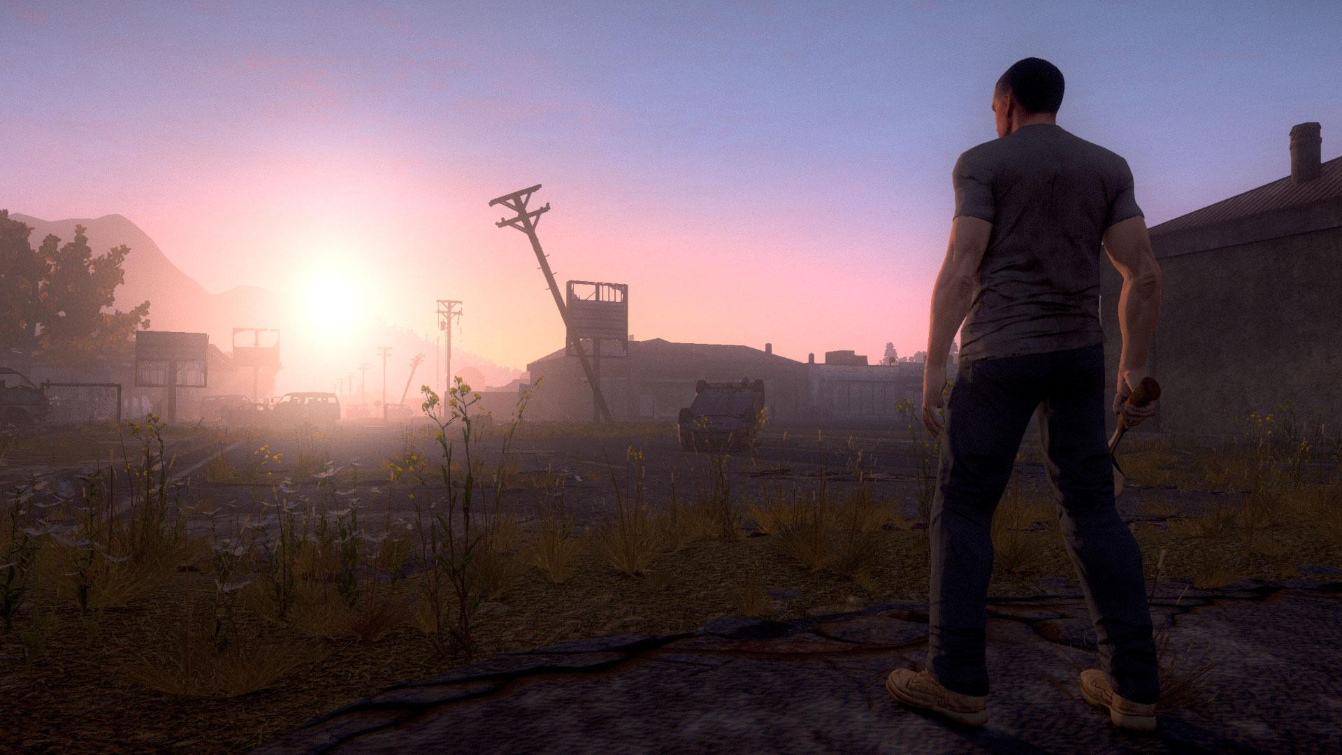 H1Z1 The New Zombie Apocalypse MMO