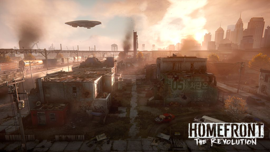 Homefront The Revolution New Engine