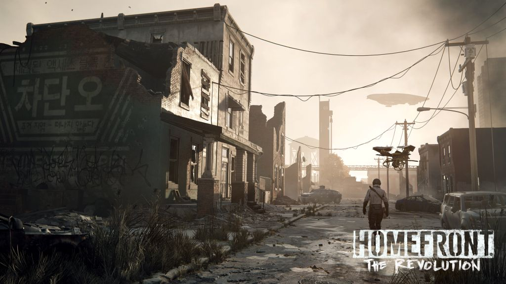 HOMEFRONT THE REVOLUTION The Fall