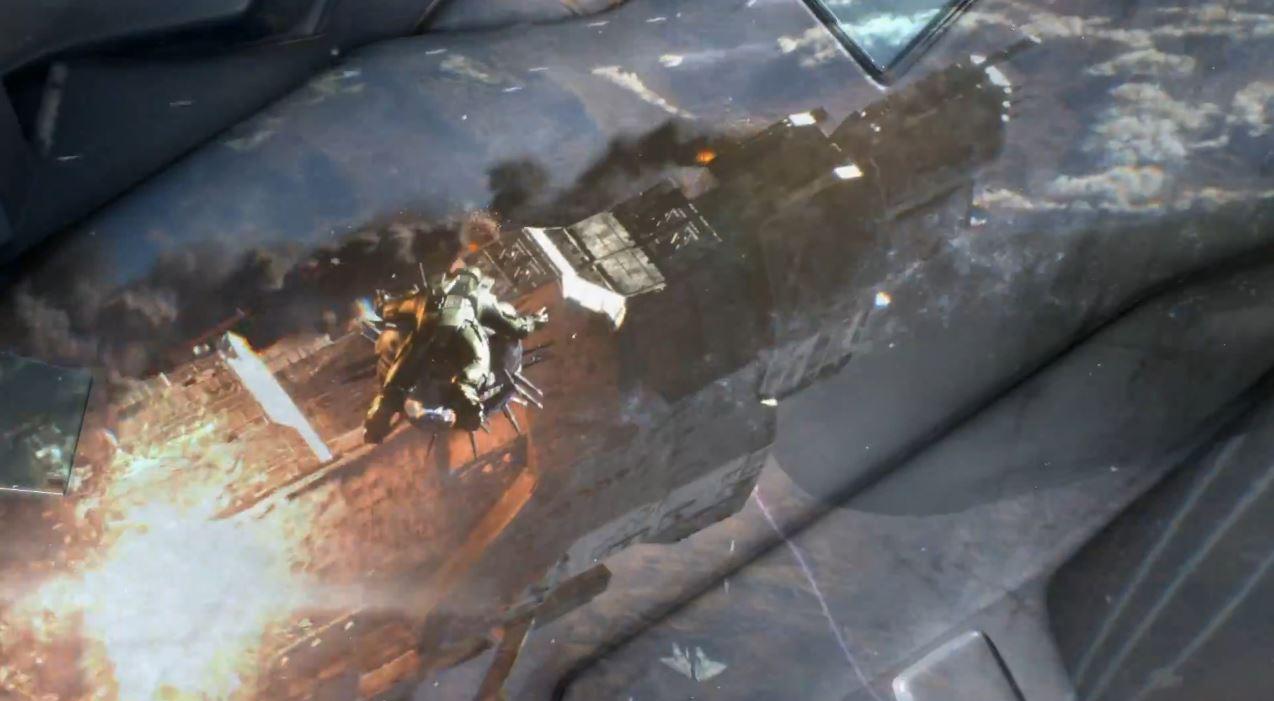 Halo 2 Anniversary Bomb Drop