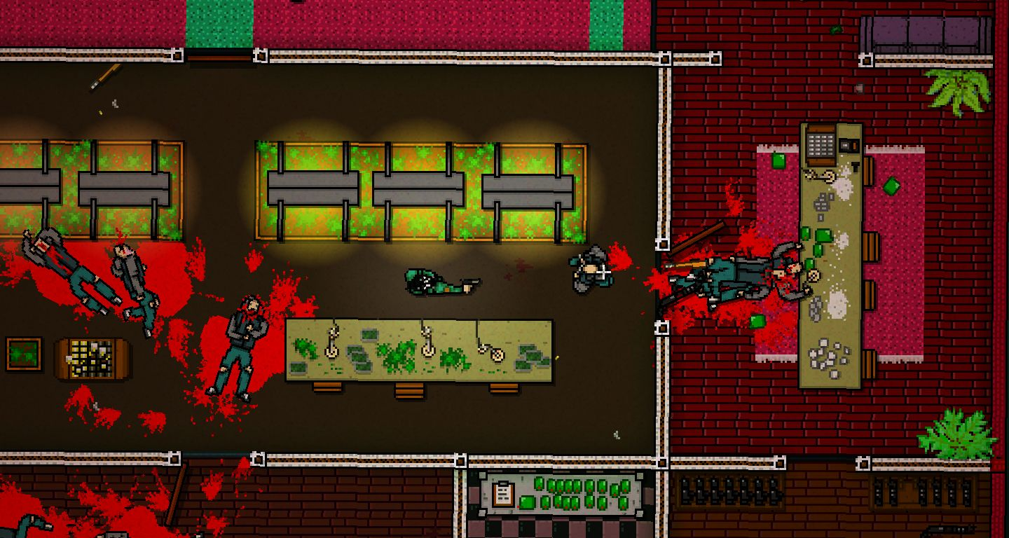 Hotline Miami 2: Wrong Number Violence
