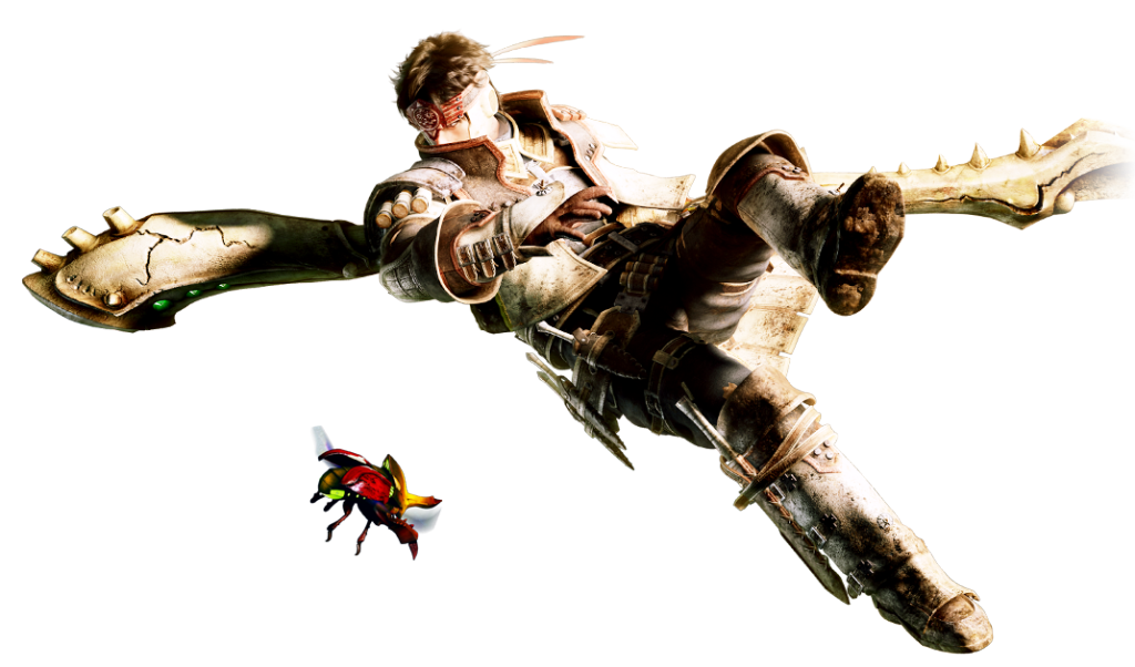 Insect Glaive Monster Hunter 4 Ultimate