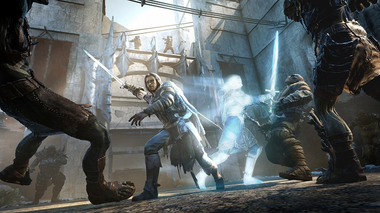 Shadow Of Mordor Combat Wraith Ability