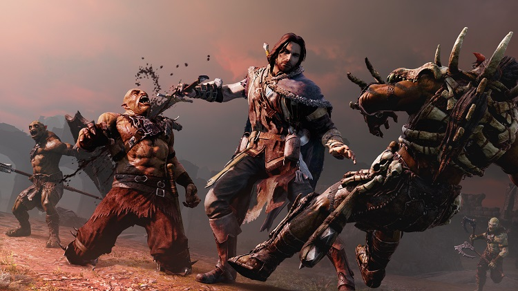 Shadow Of Mordor Sword Combat