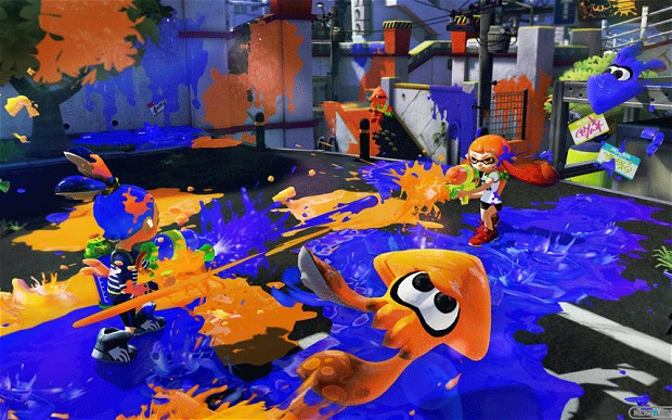 E3 2014: Splatoon Hands-On Preview