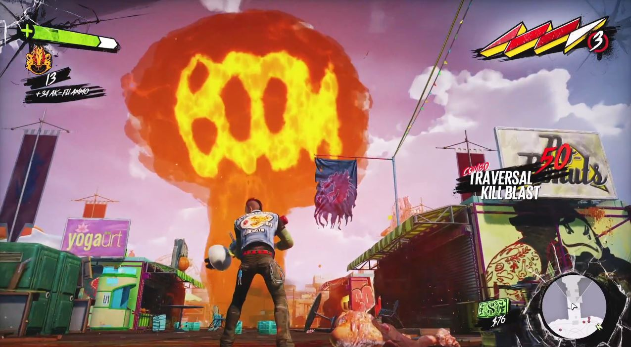 Sunset Overdrive Boom