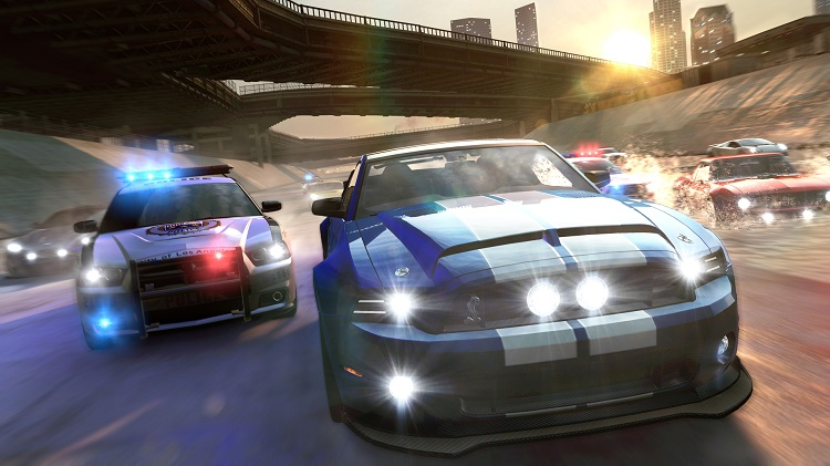 The Crew puts arcade racing on a massively multiplayer scale