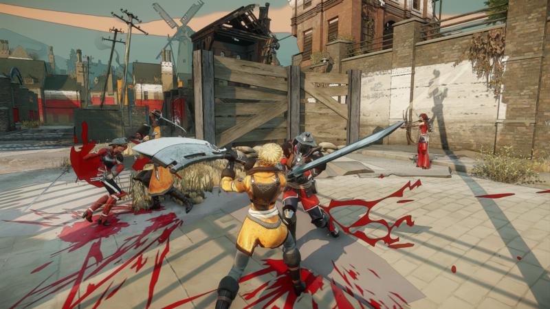 Battlecry-Enforcers-combat
