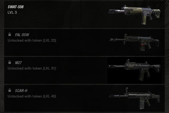 Call of Duty Unlocks