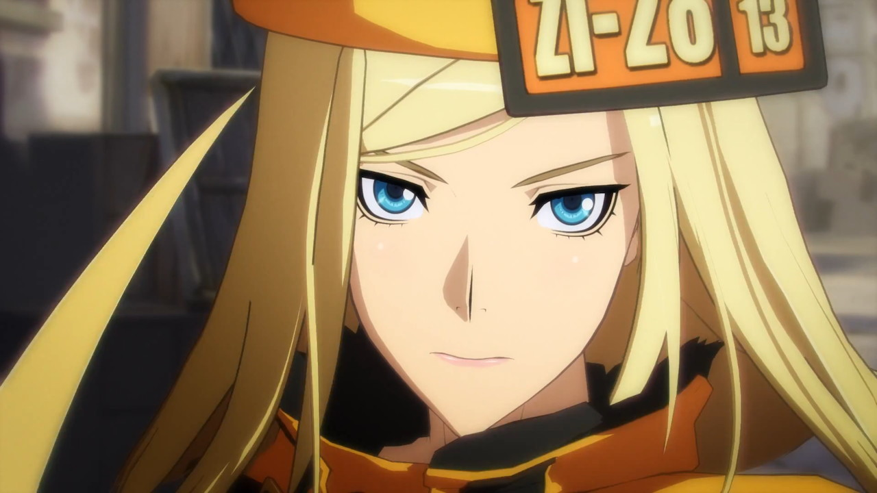 Guilty Gear Xrd -SIGN- Millia Rage
