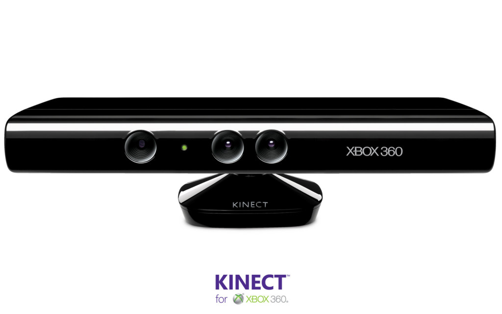 Kinect Straight View