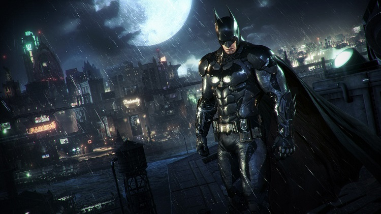 Rocksteady to end its epic trilogy with Batman Arkham Knight