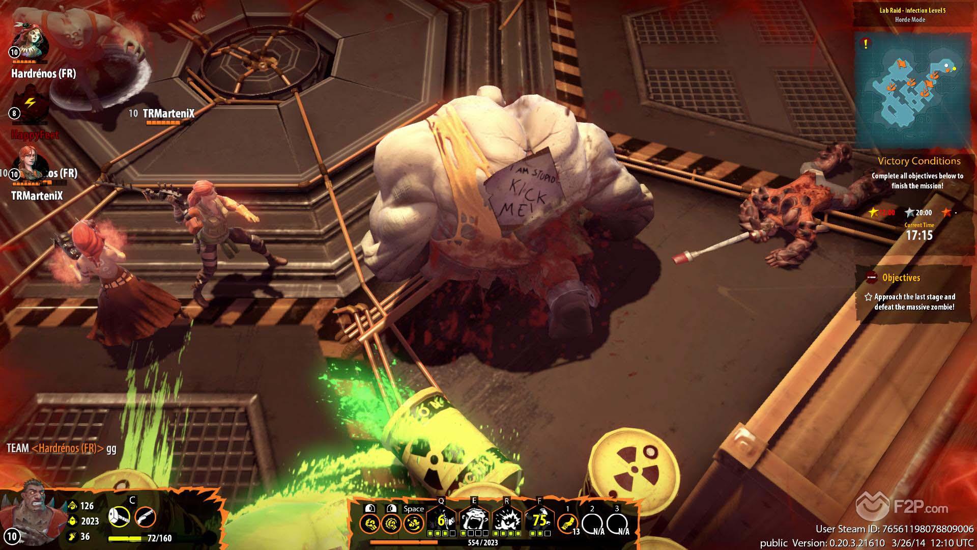 Dead Island Epidemic Gigantic Ram