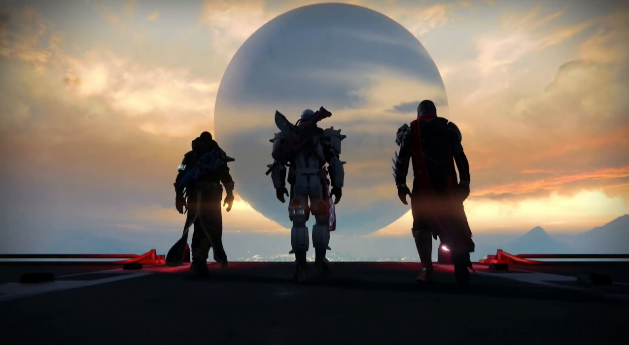 Destiny players take on alpha