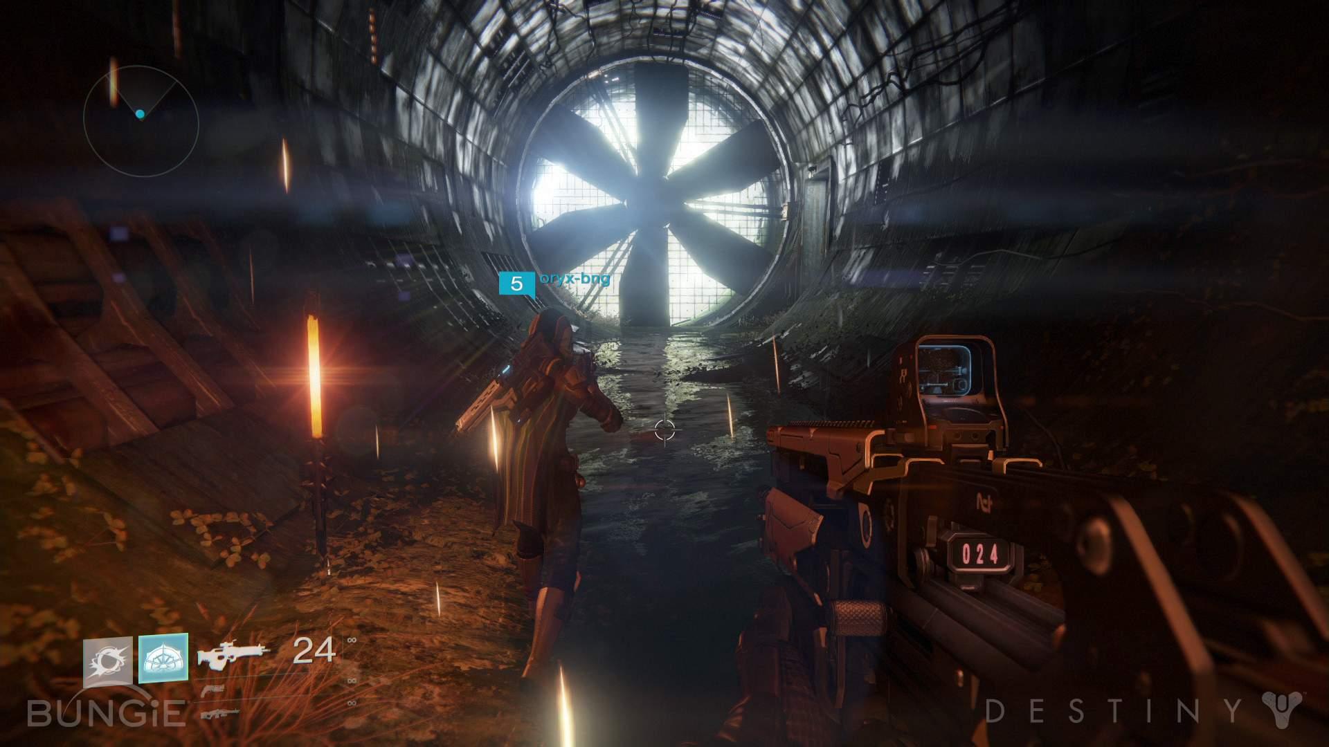 Destiny Environments