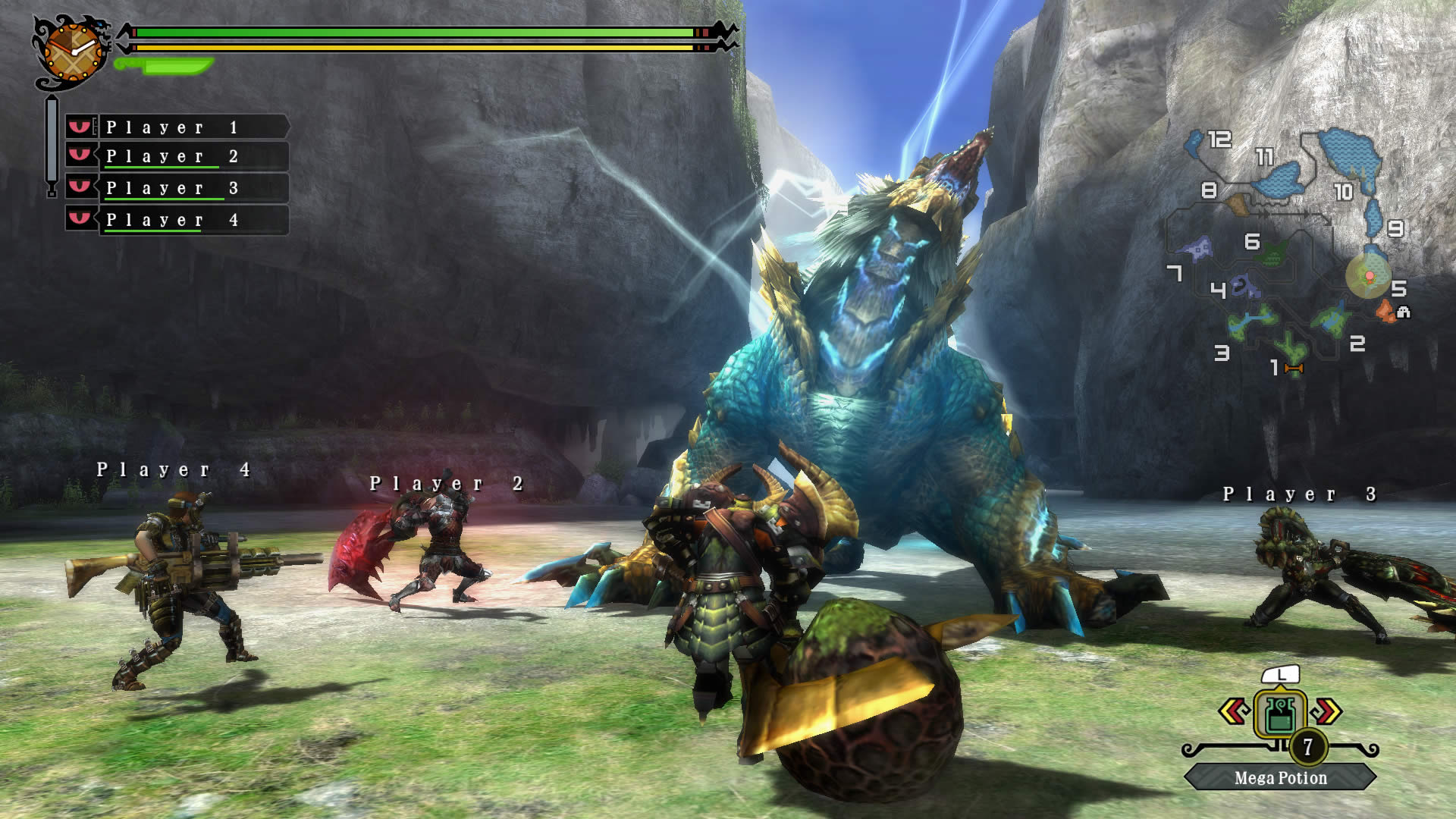 Experience Points Monster Hunter