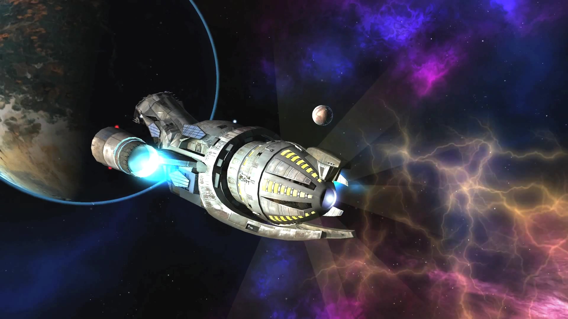 Firefly Online Ship Screenshot