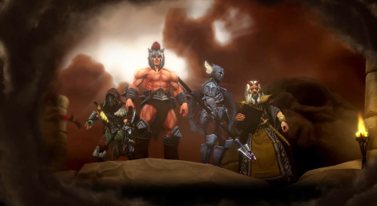 Gauntlet 2014 on PC Character Classes