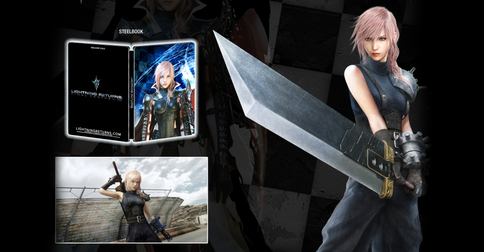 Lightning Returns Pre-order Outfit