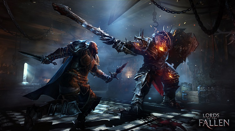 Lords Of The Fallen Duel