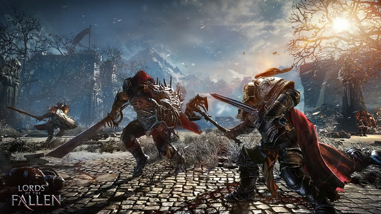 Lords Of The Fallen Enemy Attack