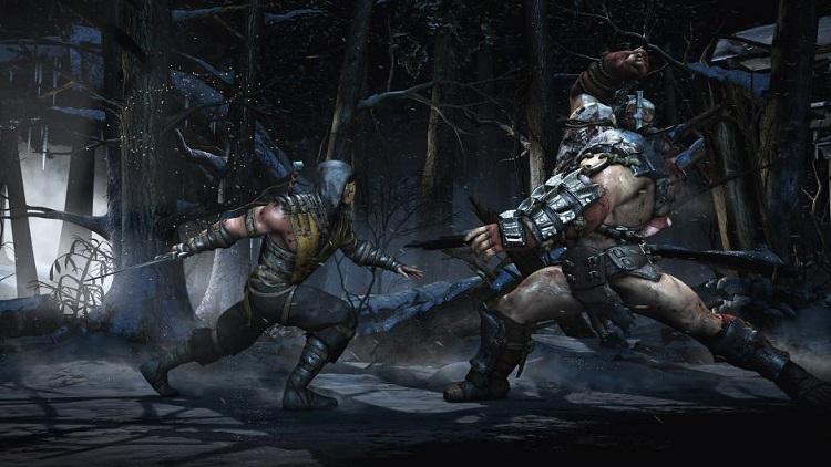 Mortal Kombat X Scorpion Ferra Torr