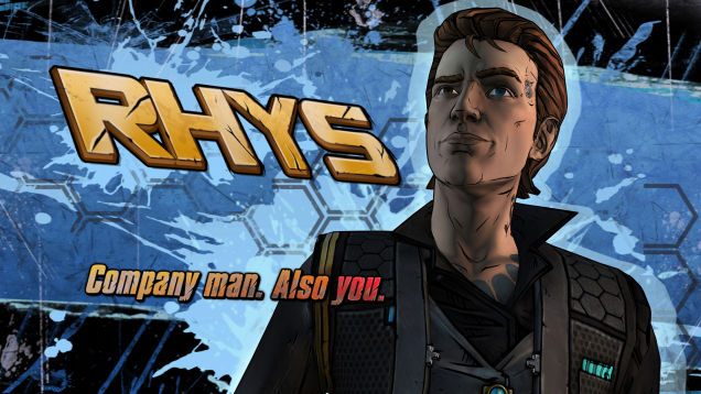 Tales From The Borderlands Rhys