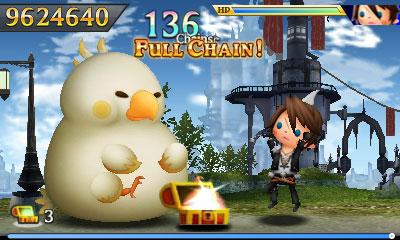Theatrhythm Final Fantasy Curtain Call Fat Chocobo