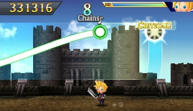 Theatrhythm Final Fantasy Curtain Call Field