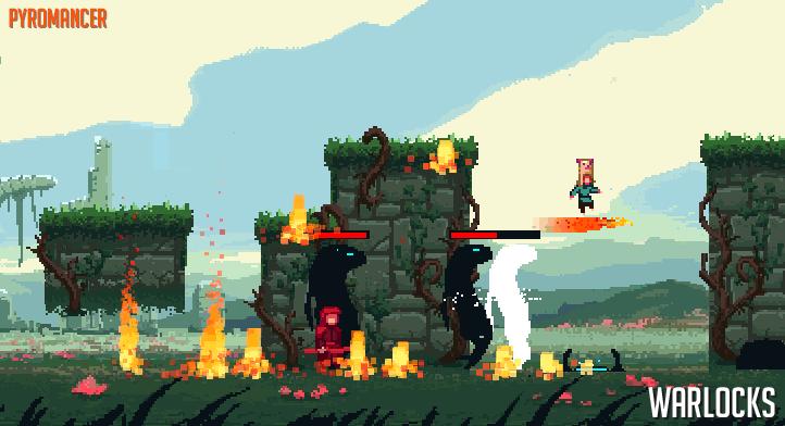Warlocks Pyromancer