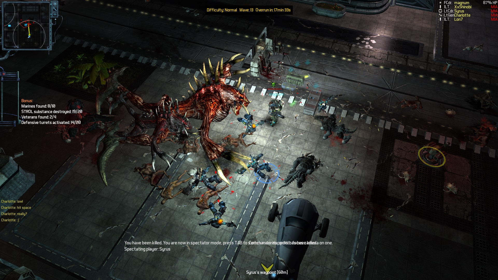 The Red Solstice Bosses