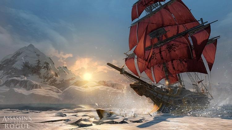 Assassin's Creed Rogue Cormac Morrigan Ship
