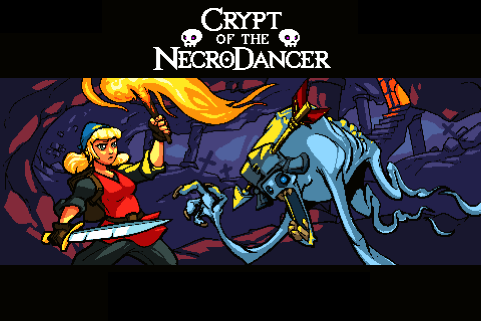 Your Groove, Get It On In 'Crypt Of The Necrodancer'