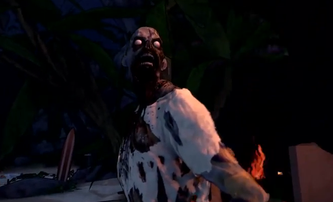 Escape Dead Island Zombies