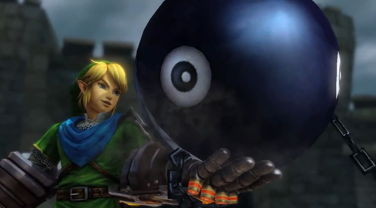 Hyrule Warriors Chain Chomp