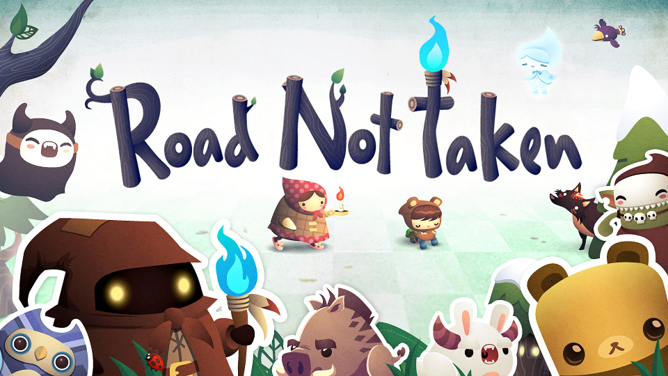 The World Is Cold And Unforgiving In 'Road Not Taken'