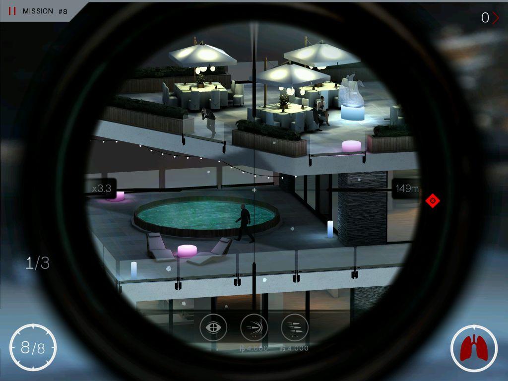Hitman: Sniper Jacuzzi