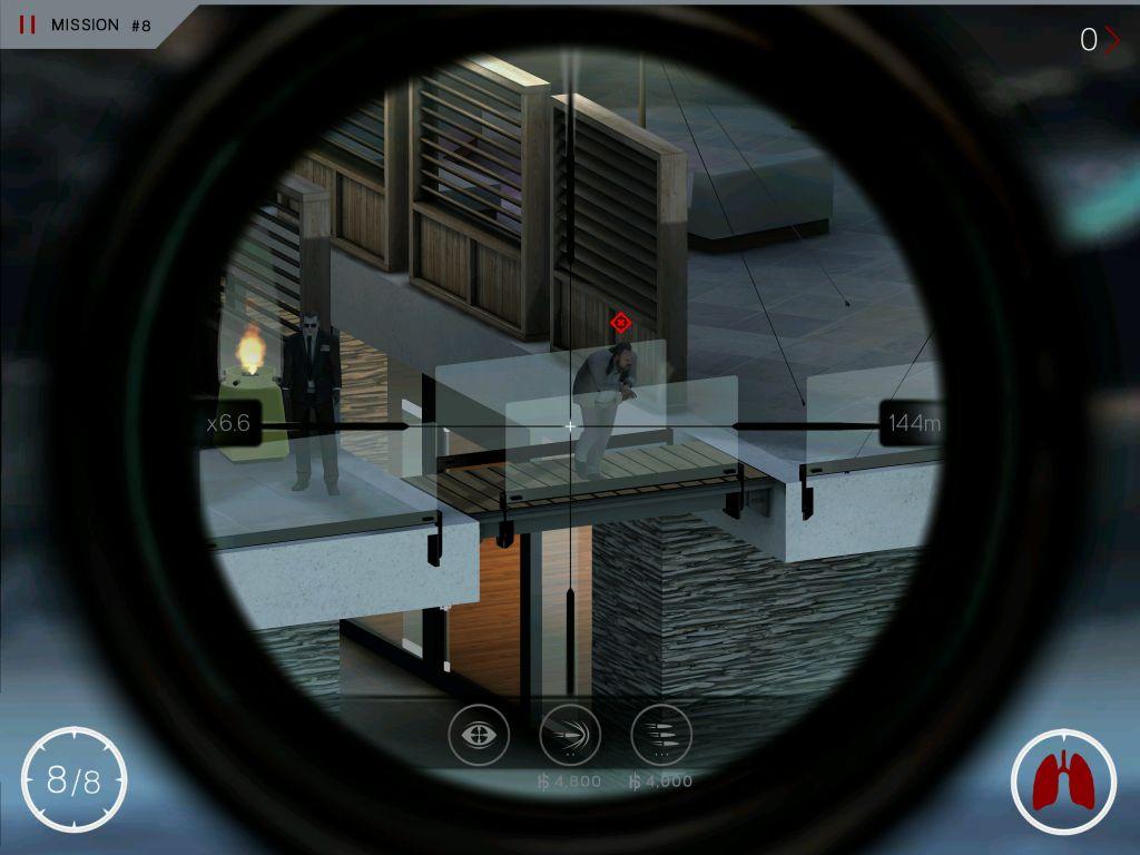 Hitman: Sniper Krug