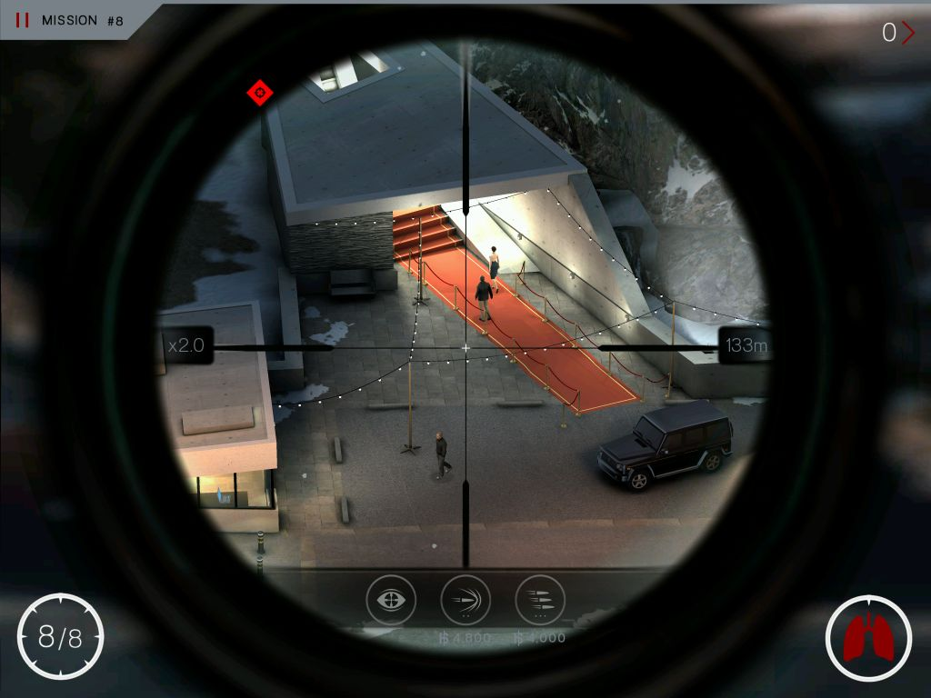 Hitman: Sniper Red Carpet