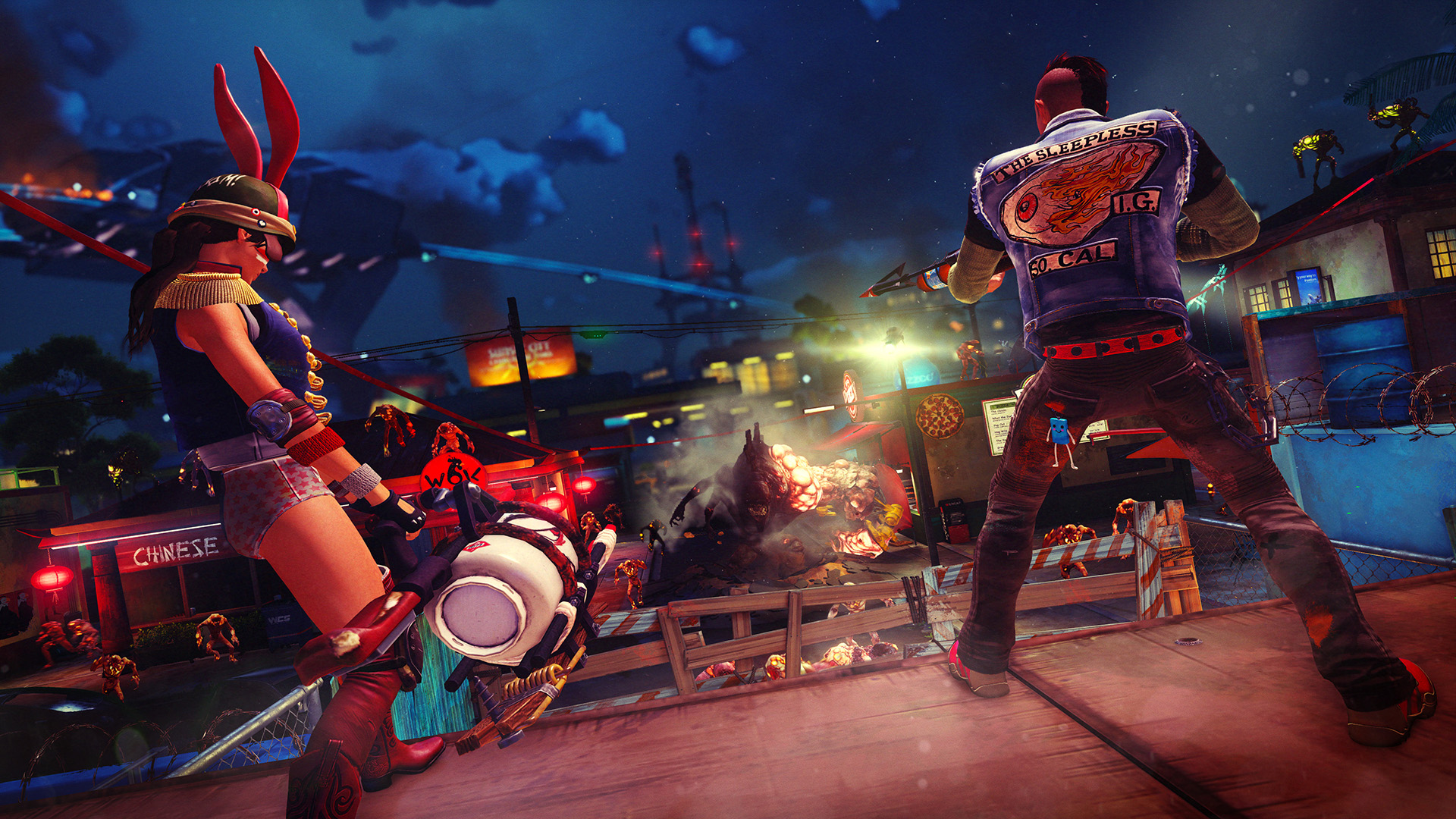Sunset Overdrive Assault