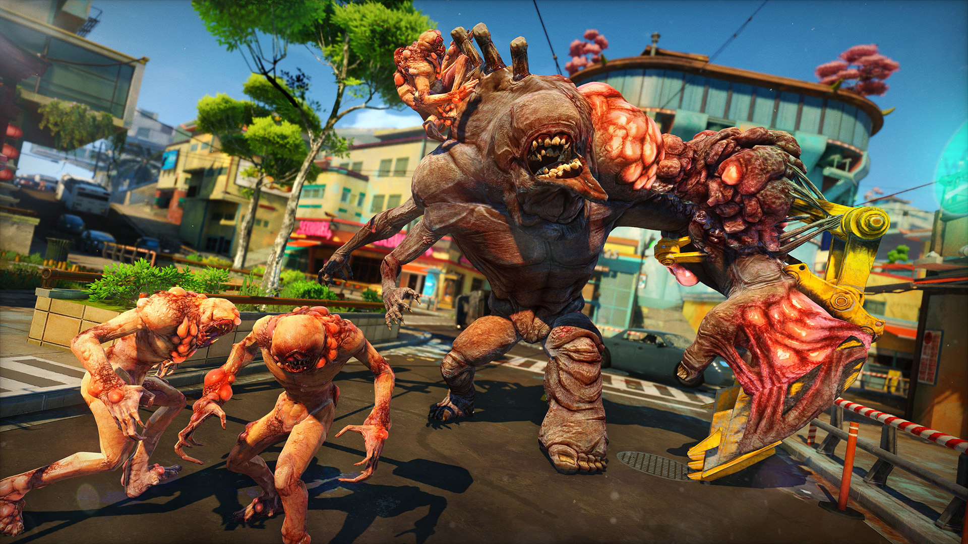 Sunset Overdrive Herker