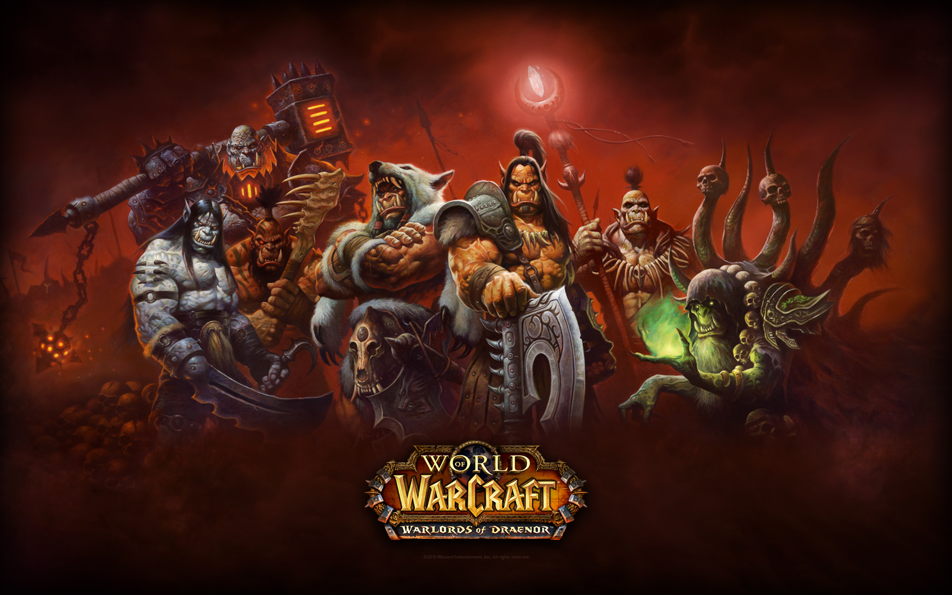 This 'Warlords Of Draenor' Trailer Is Amazing, But People Still Play 'World Of Warcraft'?