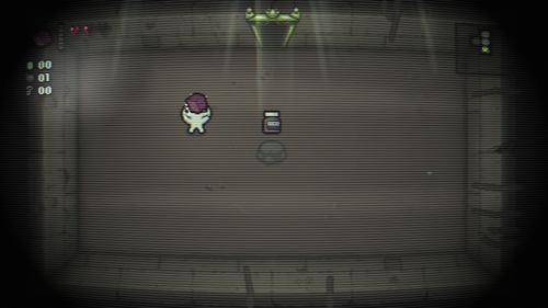 Binding of Isaac: Rebirth Arcade Filter