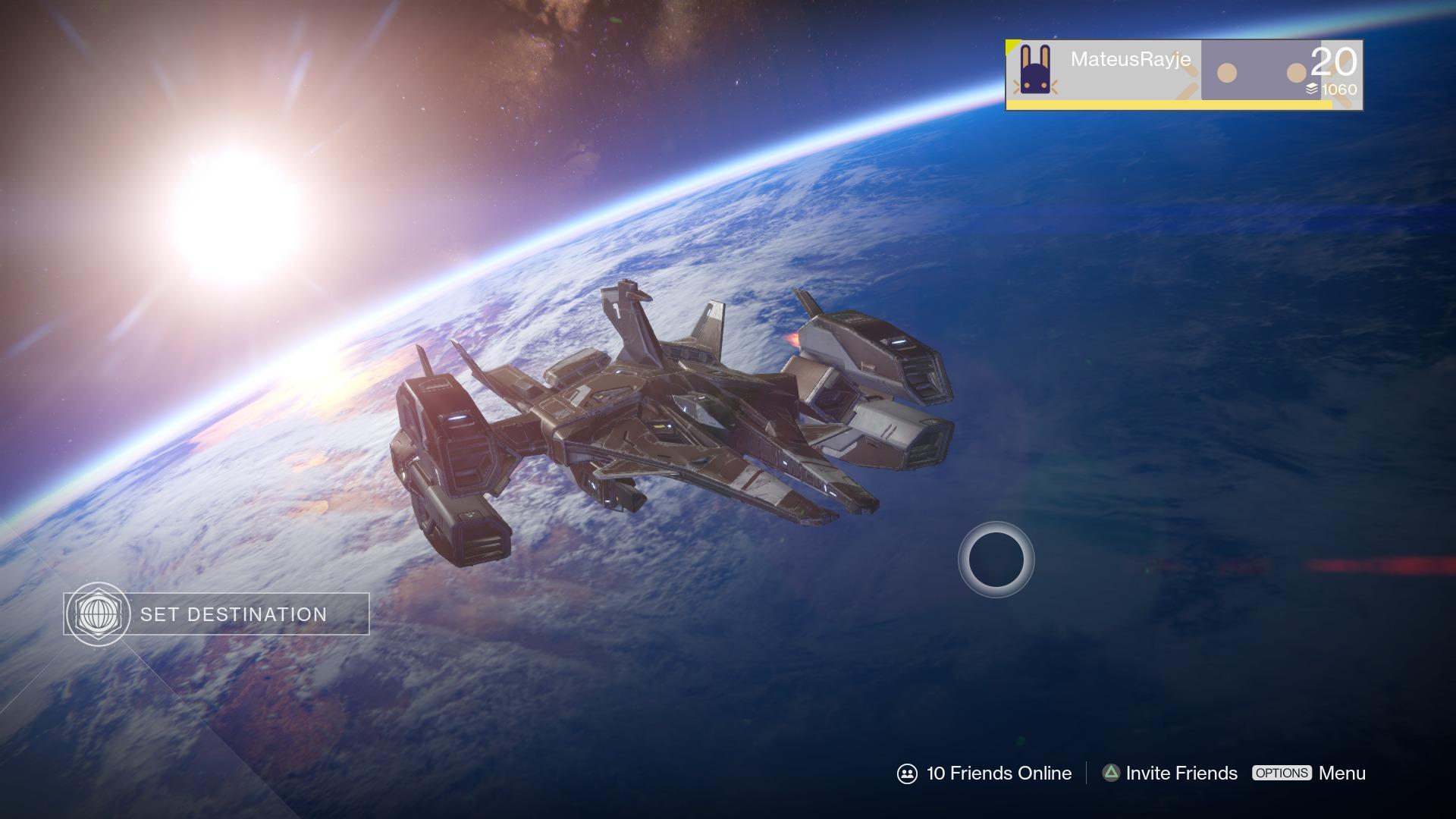 Destiny Orbit